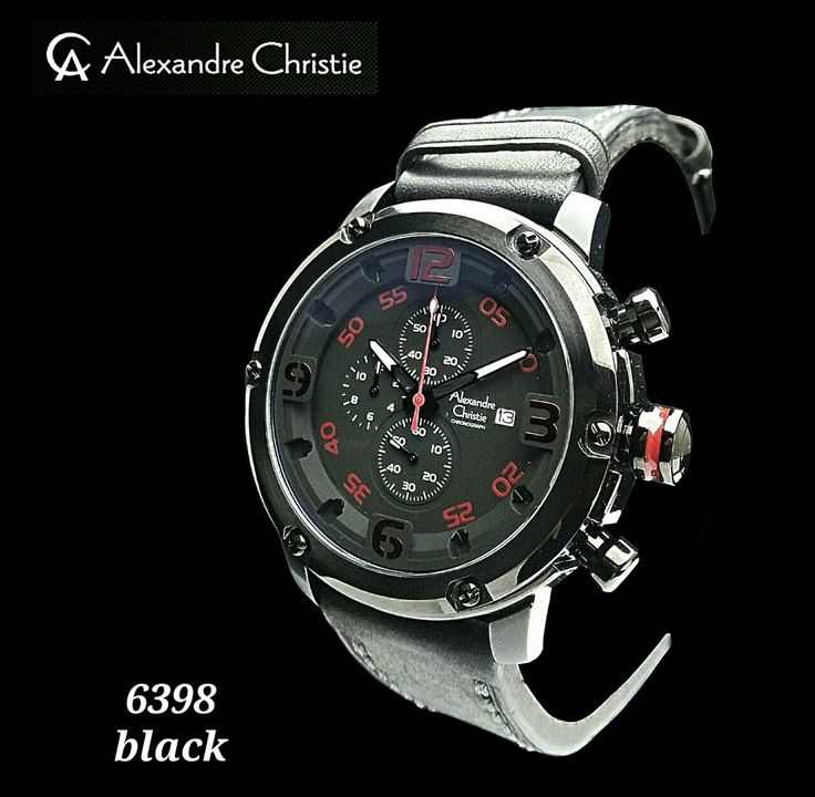 IDR.1,550.000 Alexander Christie 6398# Tali kulit.  Size 4.8cm. Original Garansi Internasional 1thn.