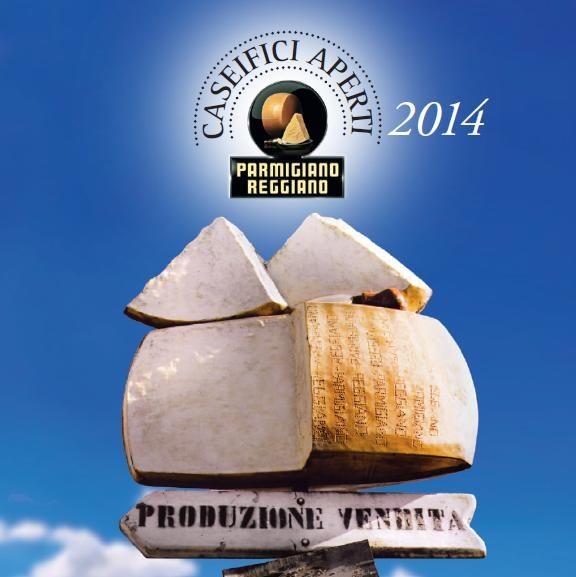 Save the date! Sabato 26 e domenica 27 aprile torna Caseifici aperti nella zona d'origine del Parmigiano Reggiano!