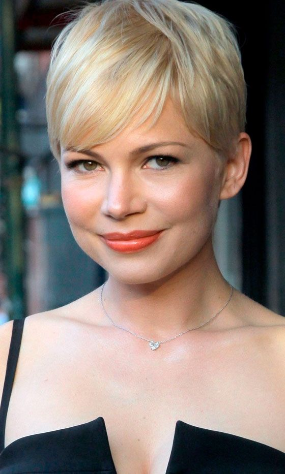 famous hair styles 105 best new dooos and stuff images on 3940 | 0751c9631a3940e5b3c179d7bf2bd281 michelle williams hair cute pixie cuts