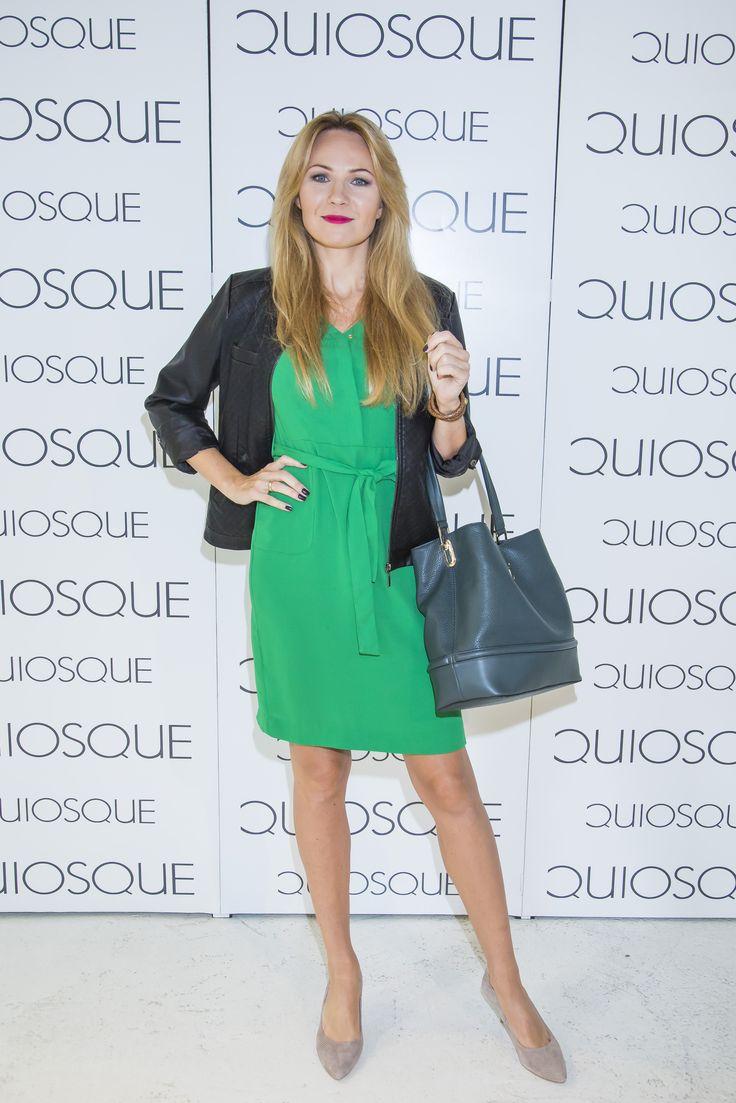#quiosquepl #quiosque #pressday #new #collection #newseason #aw1516 #autumn #winter #fashion #dress #bag #trendy #stylization #mysia3 #woman #beauty #annaguzik
