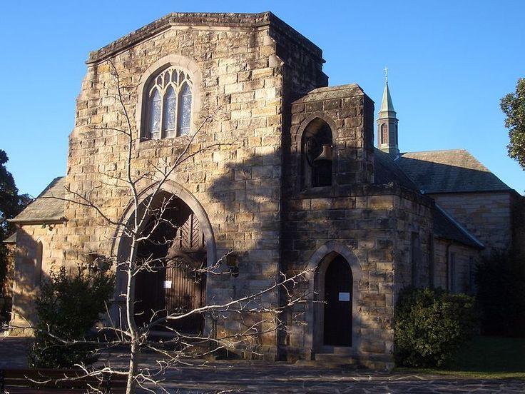 Pymble St Swithuns Anglican Church