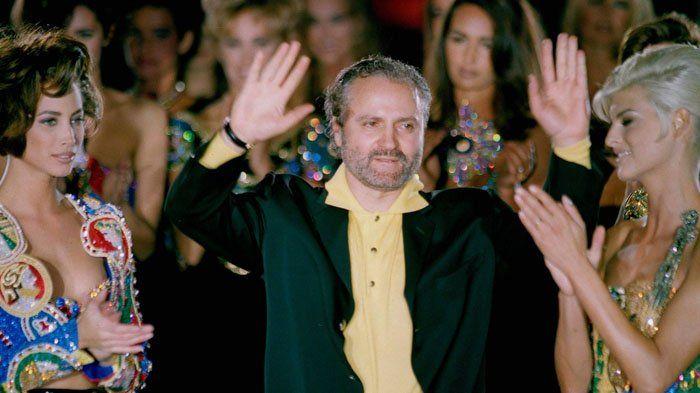Gianni Versace - 10 Fakta Menarik Terkait Desainer Flamboyan asal Italia