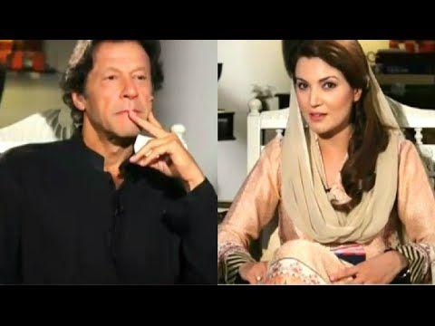 Reham Khan Interview with Imran khan - The Reham Khan Show 24 May 2015 - YouTube