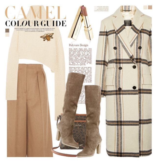 """""""Fall Casual"""" by cilita-d ❤ liked on Polyvore featuring By Malene Birger, MaxMara, Ann Demeulemeester, Calvin Klein, Dolce Vita, Zara and Dolce&Gabbana"""