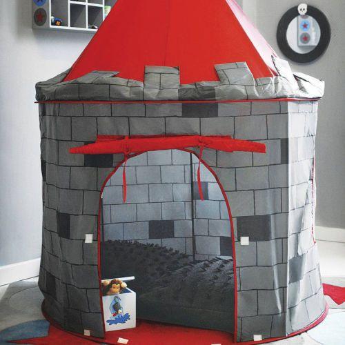 Boys Kids Large Preschool Knight King Castle Playhouse