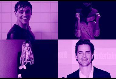 Gay Agenda, June 28: Sia Removes Her Wig, Matt Bomer, Charli XCX, Julia Michaels & More