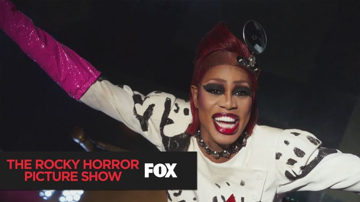 ADAM HOT DAMN I CAN'T WAIT TO SEE YOU ON A MOTORCYCLE!! THE ROCKY HORROR PICTURE SHOW | Let's Do The Time Warp Again | FOX BROAD...