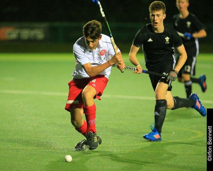 U18 Wales vs Switzerland U21 Max Jones.