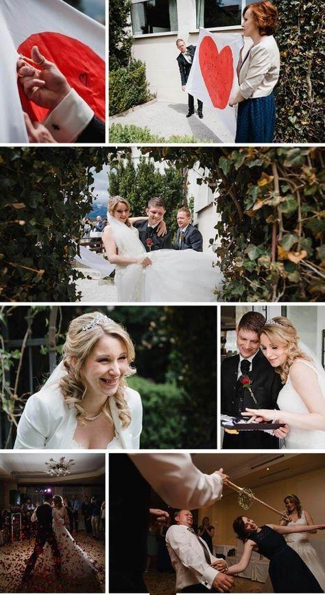 So heiratet man in Tirol! Hochzeit in Tirol zum Träumen! Die Fotostory jetzt ansehen…