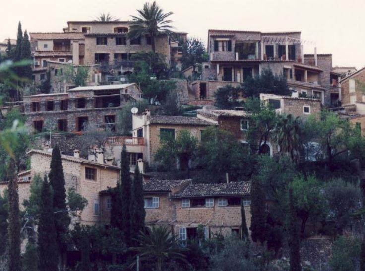 das Künstlerdorf Deia, Mallorca - Foto: S. Hopp