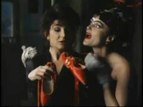 Kate Bush - The Red Shoes (...And this curve, is your smile And this cross, is your heart And this line, is your path...)