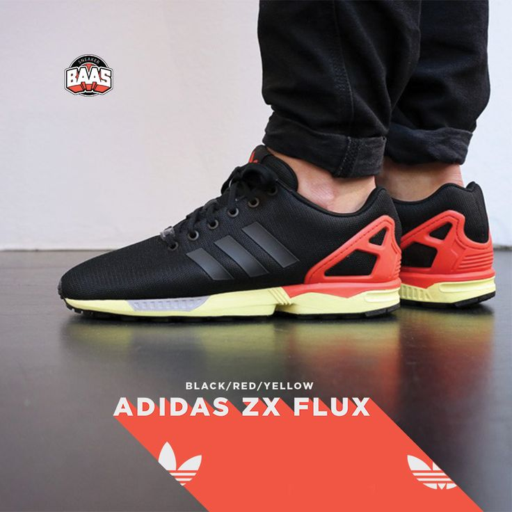 #adidasoriginals #zxflux #adidaszxflux #sneakerbaas #baasbovenbaas  Adidas ZX Flux - Now available online, priced at € 89,99  For more info about your order please send an e-mail to webshop #sneakerbaas.com!