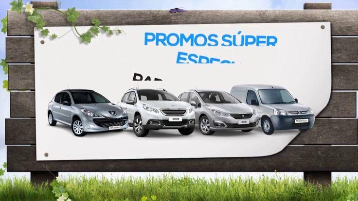 En Marcha 24 - Peugeot de Primavera en Roma Automotores -