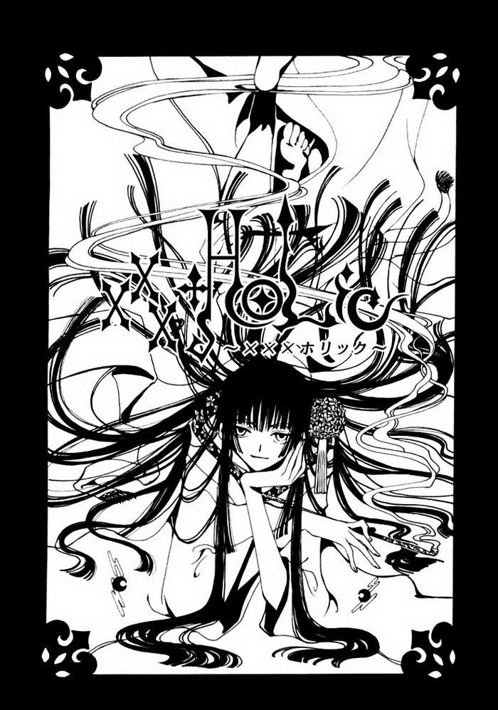 xxxHolic Chap 11 - Truyện tranh   Truyện tranh online   Đọc truyện tranh   Manga