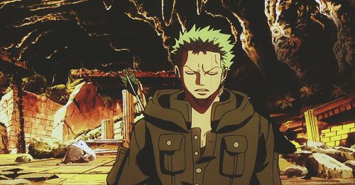 DUDE ZORO WAS SUCH A BADASS IN THIS MOVIE !!!! One Piece - Heart of Gold