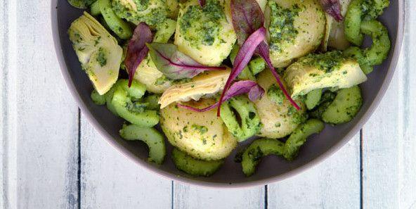 salatka ziemniaczana-z-karczochami-i-pesto