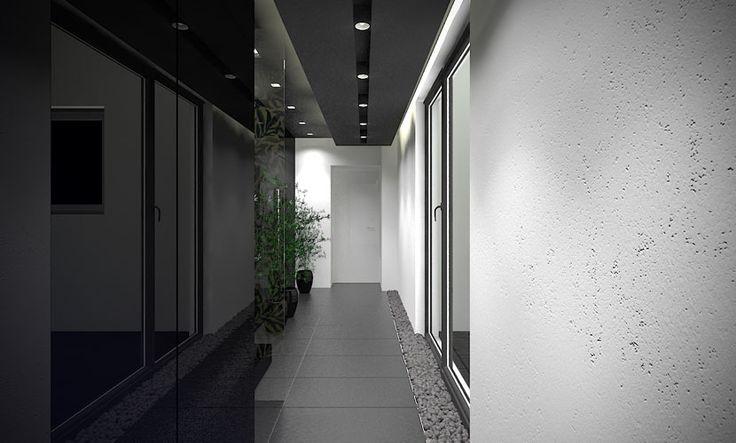 Tu architekci   Wnętrze domu jednorodzinnego w Łodzi