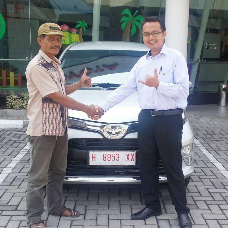 Terima kasih atas kepercayaan Keluarga Bapak Shobirin yang telah melakukan pembelian 1 unit Toyota Calya melalui ToyotaSemarang.com Semoga berkah untuk keluarga…...