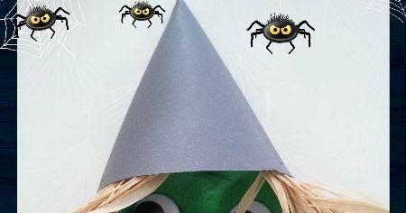 Fan des bricolages qui riment avec recyclage!?   alors cette sorcière est faite pour vous!