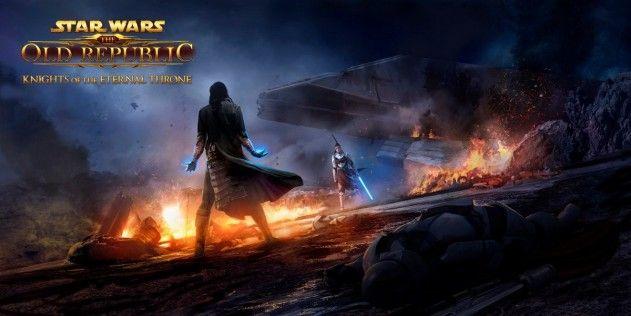 Скоро выйдет сюжетное дополнение к многопользовательской игре Star Wars: the old republic