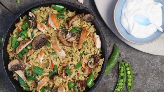 7крутых блюд для будничного ужина