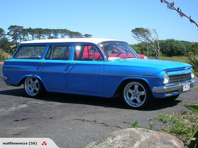 Holden EH 1964