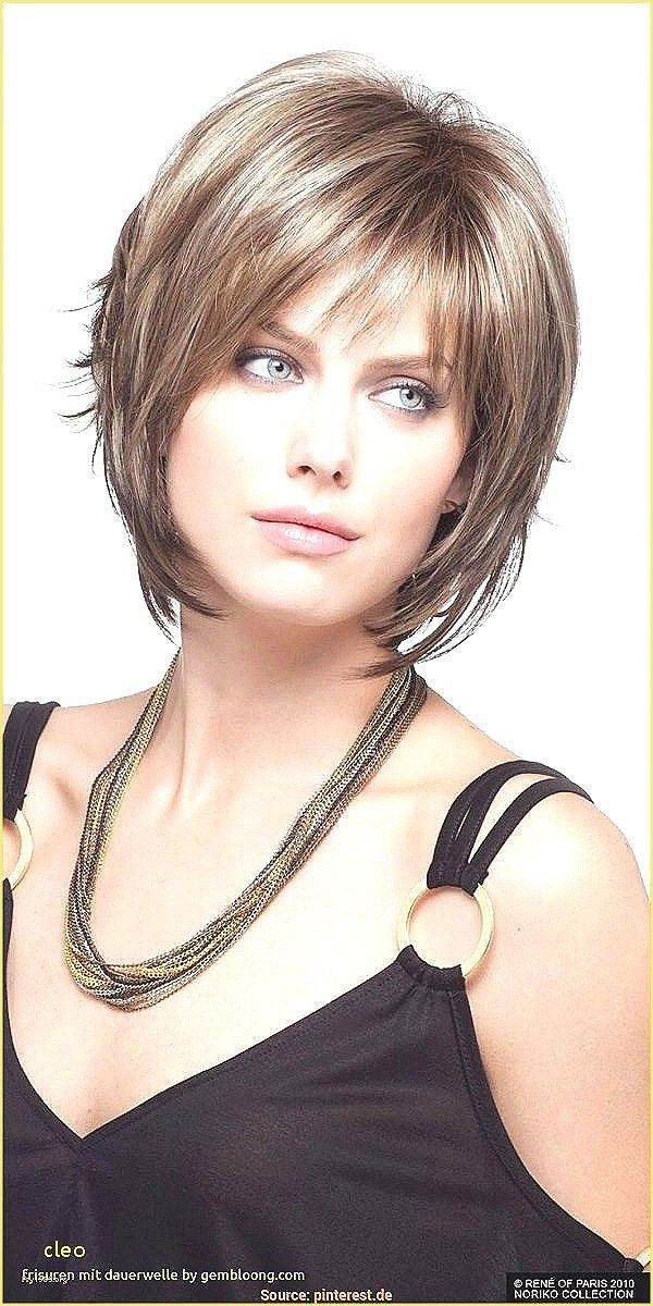 Frisuren Halblang Gestuft Mit Pony Short Hair Styles Easy Short