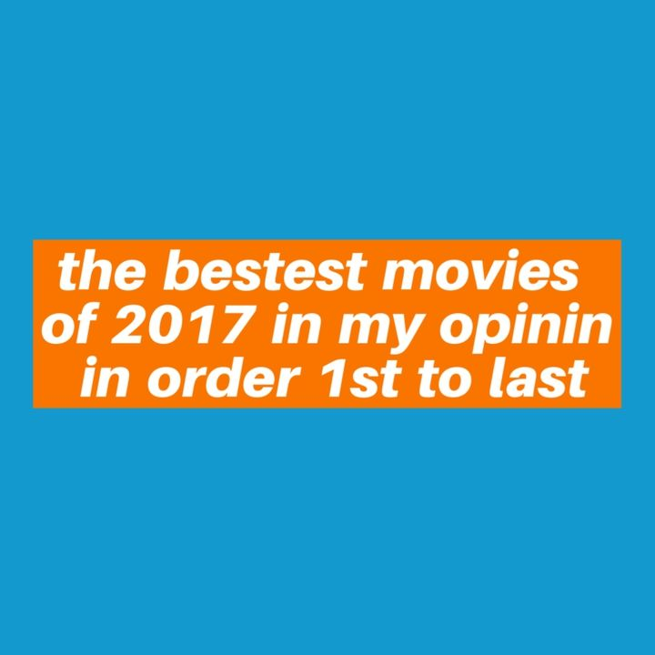 in this video i will tell you some of the bestest movies ever in my opininon some of them are in the cinema right now so go watch one at your local cinema