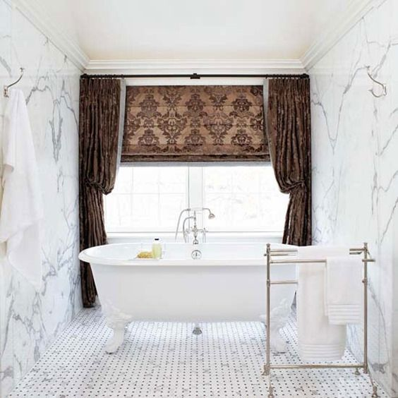 Calacatta Marble Bathroom: 96 Best Images About Bathroom With Marble On Pinterest