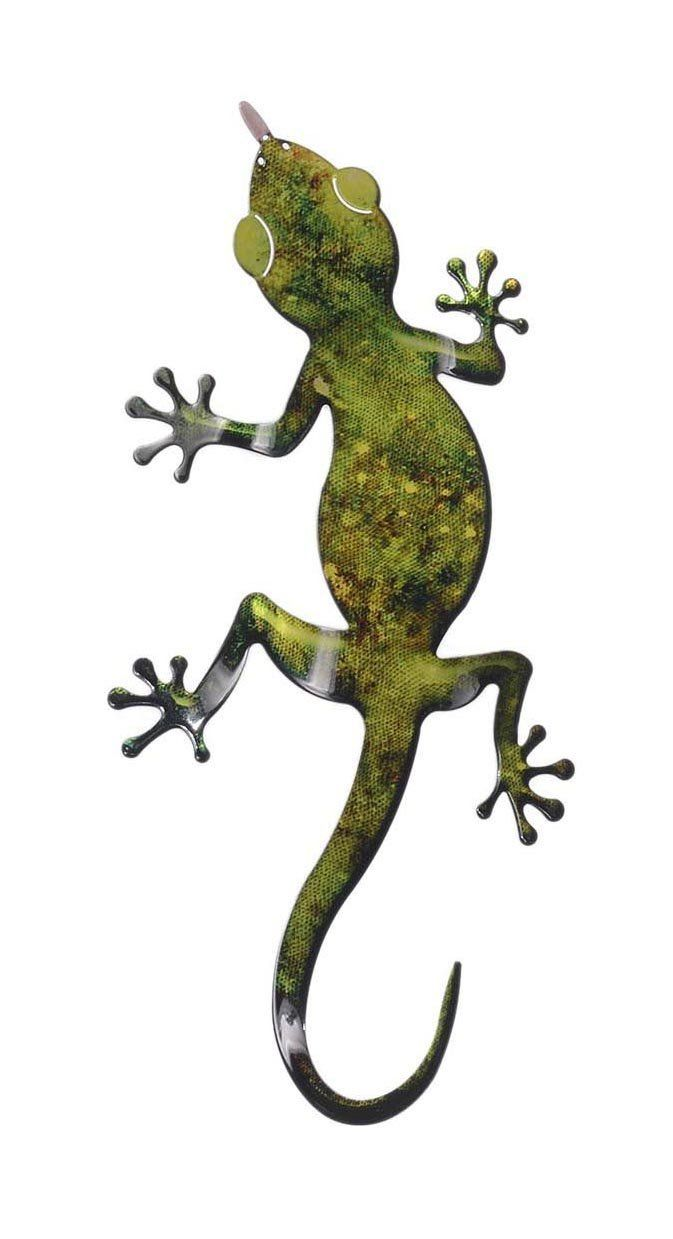 Next innovations piece gecko d wall art u x usmall green