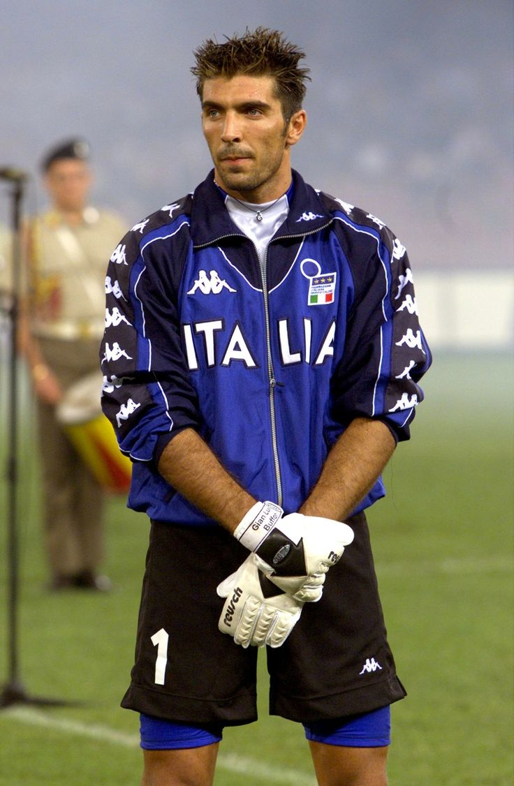 Gigi Buffon  One of the best Cptains ever