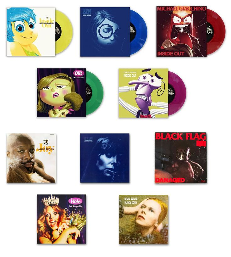 "Mondo, in collaboration with Walt Disney Records, presents the Inside Out 7-Inch single series at San Diego Comic-Con 2016:   Each record features Michael Giacchino's theme from Disney·Pixar's Inside Out, ""Bundle Of Joy,"" and a exclusive B-Side. The theme is an absolute earworm;..."