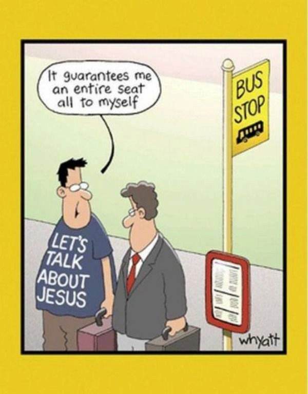 Everyone has a right to believe what they want and I believe this is damn funny.Laugh, Bus, Funny Pictures, Jesus, Funny Stuff, Things, Christian Humor, Smile, Talk