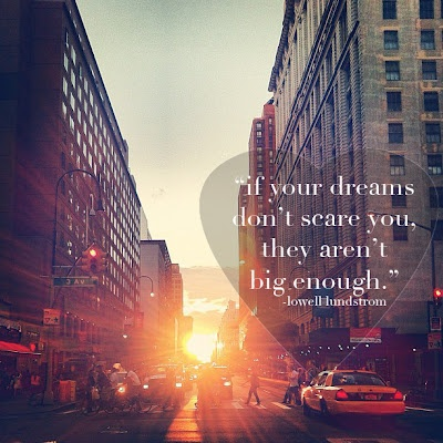 dream big.: Dream Big, Big Dreams, If Your Dreams Dont Scared You, Dreams Bigger, Power Quotes, Mr. Big, Christian Living, Inspiration Quotes, Aren T Big