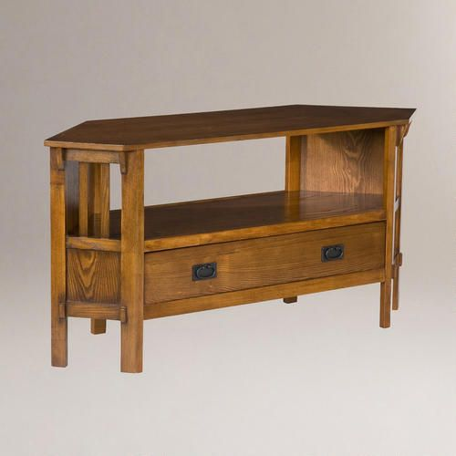 Free Oak Tv Stand Plans Woodworking Projects Amp Plans