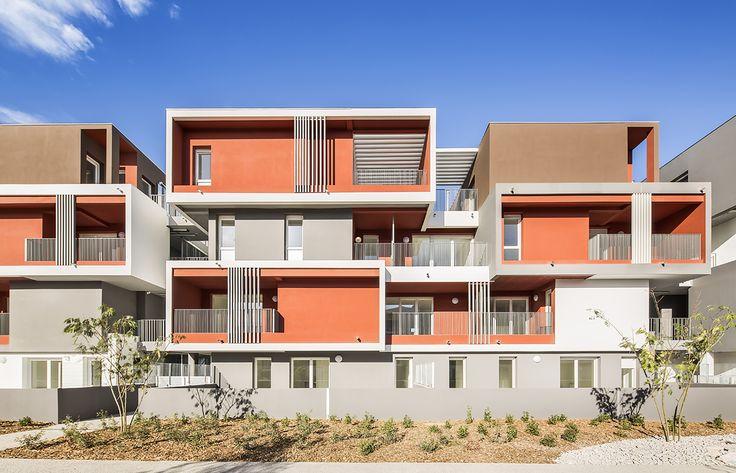 141 Viviendas / MDR Architectes