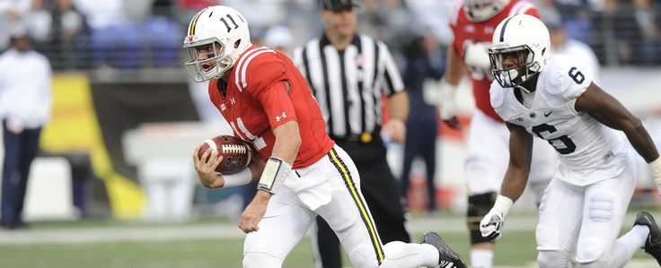The Maryland football program has its sights set on winning its second straight game at Beaver Stadium as it faces Penn State at Noon on Saturday, Oct. 8, in University Park, Pa.