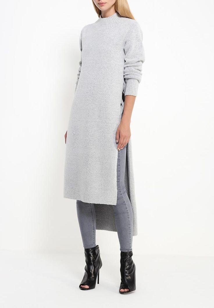 Длинное теплое платье-туника GLAMOROUS за 4899.00 руб. в интернет-магазине http://fas.st/B51BLx