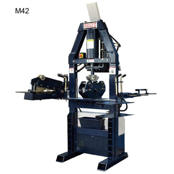 Universal Metal Fabricating Equipment | M42