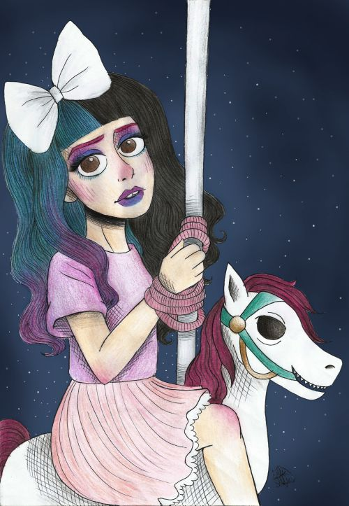 Melanie Martinez: From The Voice to Her Debut Album '-Cry Baby ...