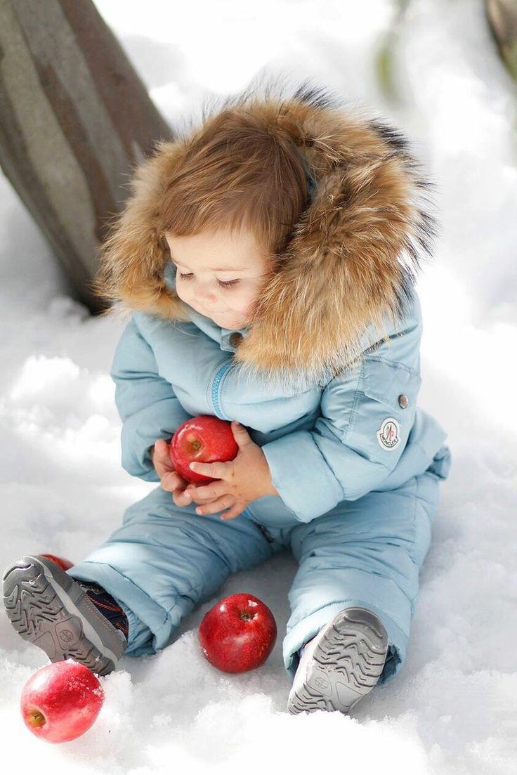 winter, snow photoshoot, baby, kids photography