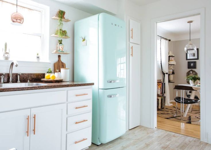 7 kitchens that ll make you want to run out and buy smeg on kitchens that ll make you want to redo yours id=96819