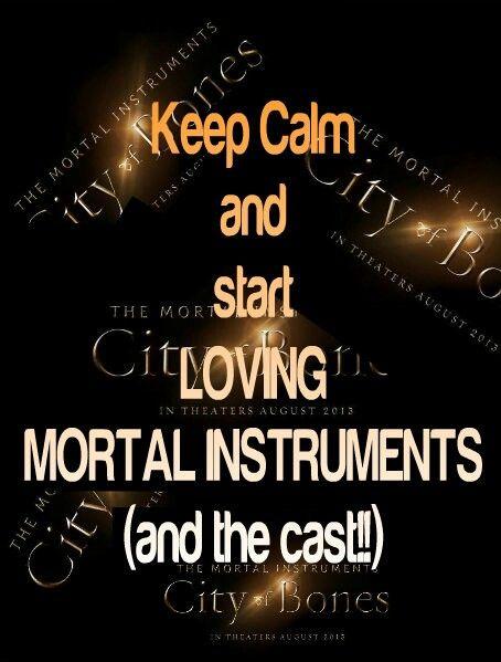 32 Best Keep Calm Images On Pinterest Mortal Instruments