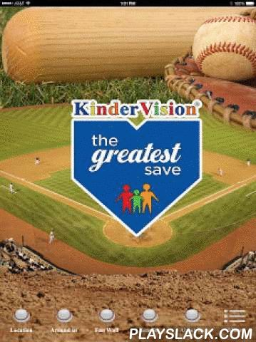 The Greatest Save  Android App - playslack.com , KinderVision/The Greatest Save is a recognized charity of Major League Baseball and has partnered with MLB for more than 20 years to protect children and teens from exploitation and abduction.Our app contains safety resources, event information, video, and social media. Using our app is the easiest way to join our growing family, working together to shutout predators. The Greatest Save is the one we never have to make. - Use our app to find…