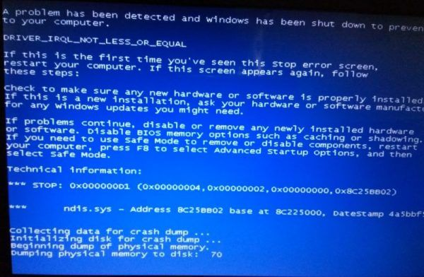 Fix Ndis Sys Failed Bsod Error On Windows 10 With Images Bad
