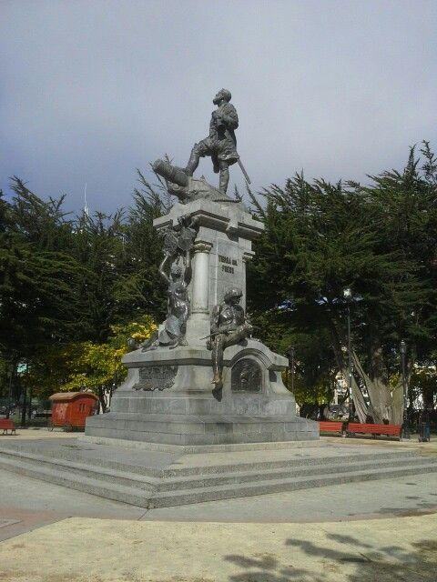 Magellan - Punta Arenas