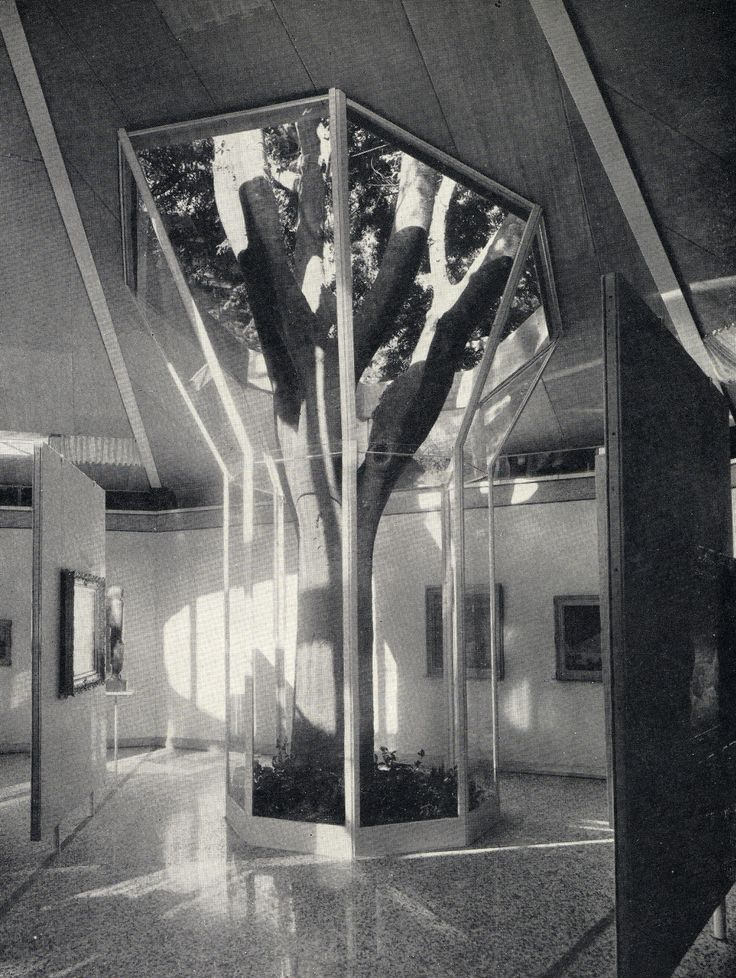 n-architektur:  Canadian Pavilion for the Biennale (1954–58) Ernesto Nathan Rogers (BBPR)