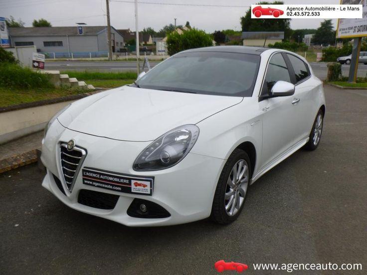 Alfa Romeo Giulietta 2.0 JTDm 140 ch S&S / Exclusive : 14990 euros, Année 2012, 117000 kms. Occasion Le Mans, Voiture occasion Sarthe | Agence Auto de Le Mans. Voiture sous garantie & en bon état, offre à saisir !