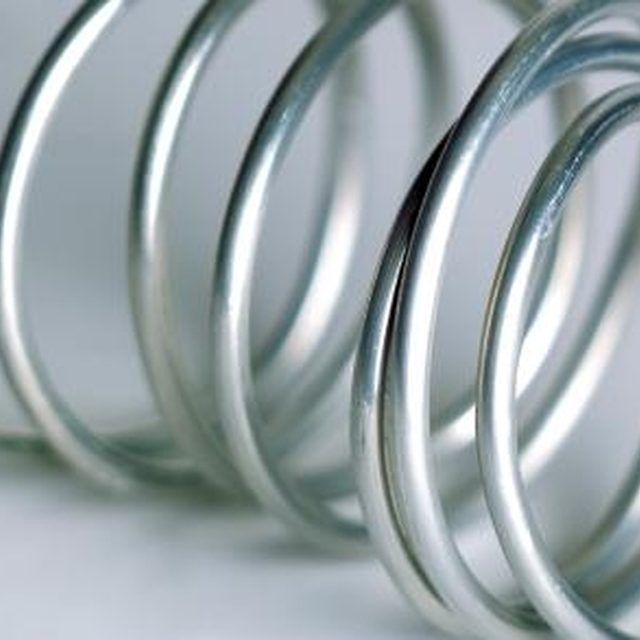 Solder is a blend of tin and lead that can be melted to join together two pieces of aluminum.