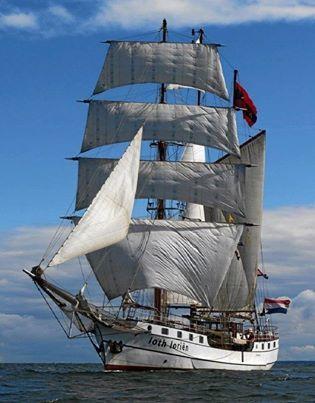 Loth Lorien #tallship #sailingship #sailing